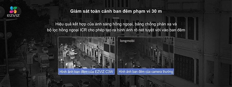 camera ip ngoai troi ezviz cs 310 cv