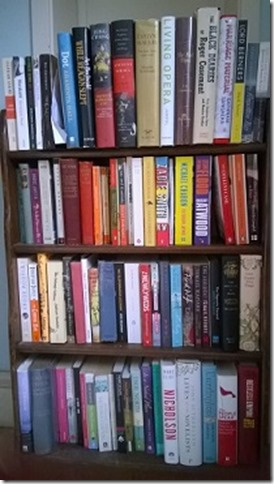 Bookcase 1 sept