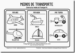 medios de transporte colorear   (2)