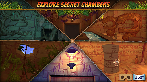 Hidden Temple - VR Adventure APK + DATA