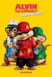 Alvin ve Sincaplar 3: Eğlence Adası - Alvin and the Chipmunks: Chip-Wrecked (2011)