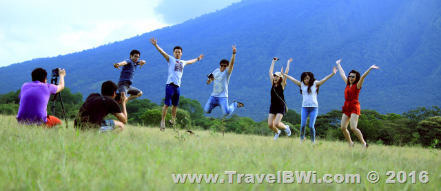 Paket Tour Wisata Banyuwangi Travel BWi - TN Baluran Savana Bekol - Rezha DKK