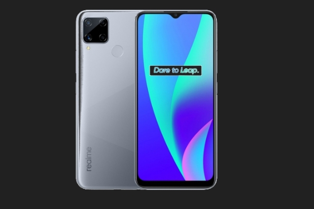 Realme C15 About to launch in India With 6000mAh Battery