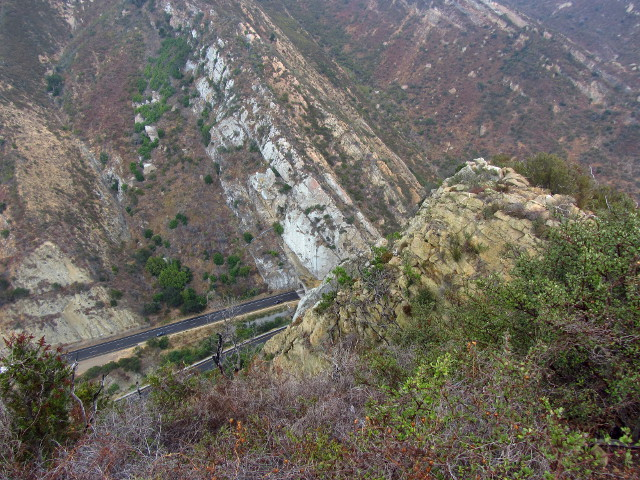 Gaviota Pass