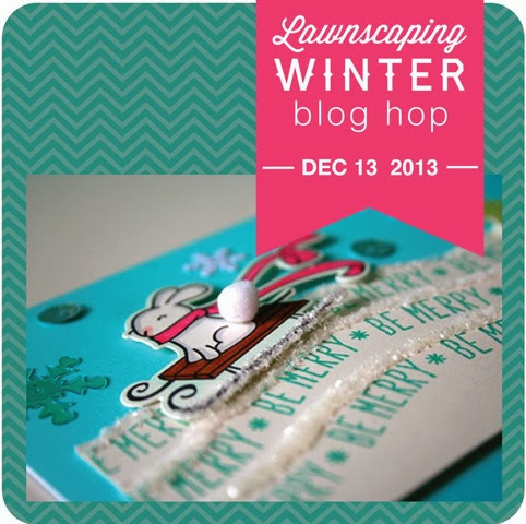 Lawnscaping Winter Blog Hop 13 December 2013