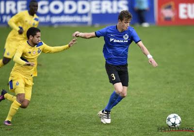 Club Brugge geeft beloftevolle Niels Verburgh eerste profcontract