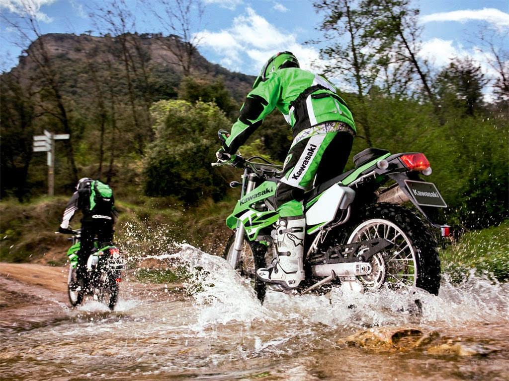 Modifikasi Kawasaki Trail Klx 250 Trail Klx 250 Modifikasi