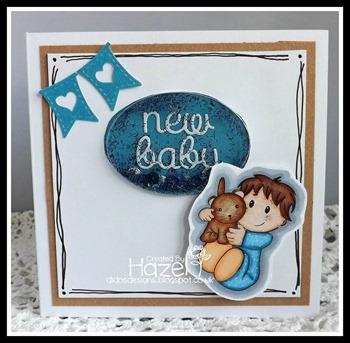 Hazel - it's a boy