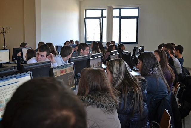 Srednjoškolci na blok nastavi iz Računovodstva, Srednja ekonomska škola Valjevo - DSC_8450.JPG