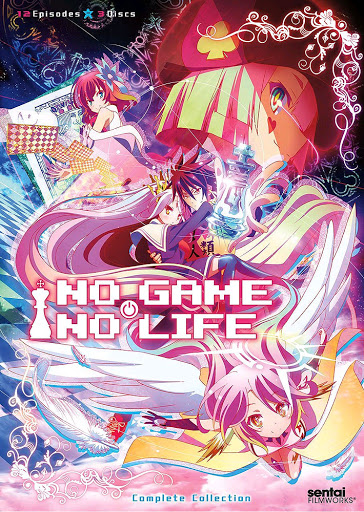 No Game No Life โนเกม โนไลฟ์ ตอนที่ 1-12 END [พากย์ไทย]