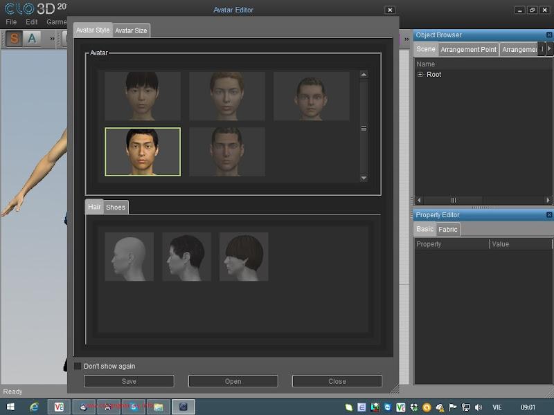 Phần Mềm Thiết Kế Thời Trang Clo 3D Miễn Phí 4