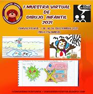 Convocatoria 1ra muestra virtual de dibujo infantil 2021