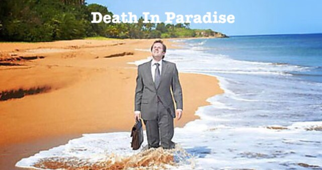 Death In paradise Netflix