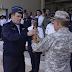 Fuerza Aérea de República Dominicana realiza recorrido de la Antorcha de los XLIX Juegos Deportivos de las Fuerzas Armadas y la Policía Nacional