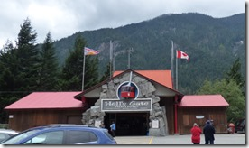 Trans-Canada Highway, Hell's Gate Tram, BC
