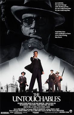 Los intocables de Eliot Ness - The Untouchables (1987)
