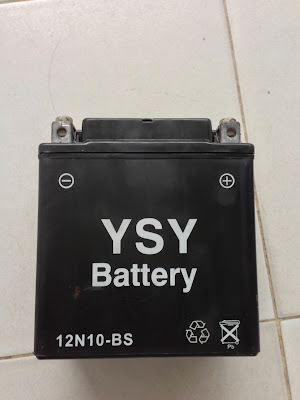 Scooter Narcotics – installed battery without consulting me, provided battery of an unsuitable size and charged me SGD75 for it.