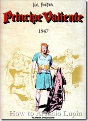 P00011 - Príncipe Valiente (1947)