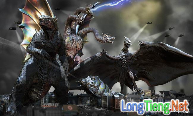 """""""Godzilla sẽ được giới thiệu trong bom tấn """"Kong: Skull Island"""" - Ảnh 2."""