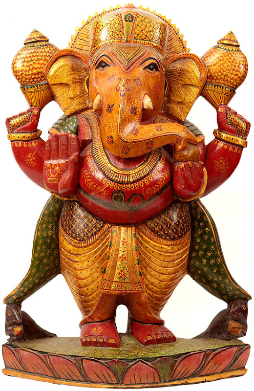 Lord Ganesha, Gods And Goddesses 6