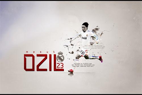 mesut ozil image