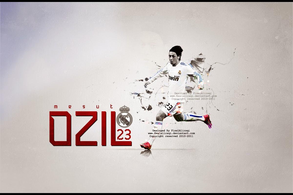 Download Mesut Ozil Wallpapers HD Wallpaper