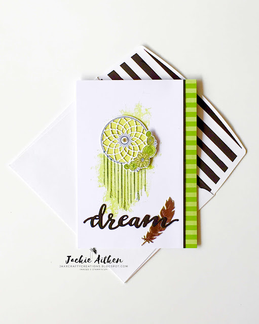 follow your dreams, stampin up, chase your dreams, brights dsp pack