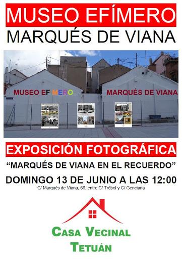 Museo Efímero Marqués de Viana