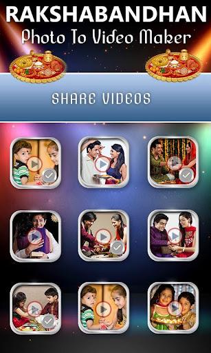 Rakhi Photo Video Maker & Rakhi Movie Maker 1.14 screenshots 5