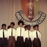 Belize Junior Secondary School Photos 1974 to 1976