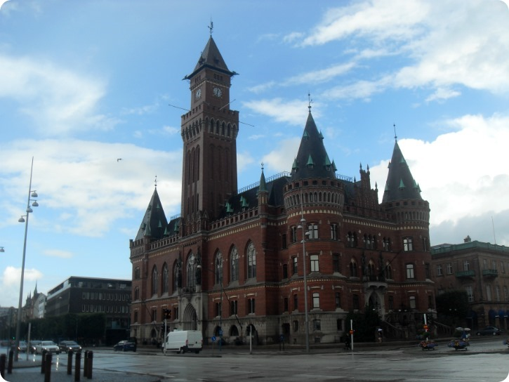 Helsingborg- rådhuset