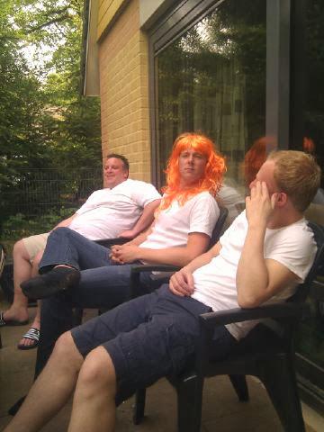 Dikke moeke in tour in Oosterhout