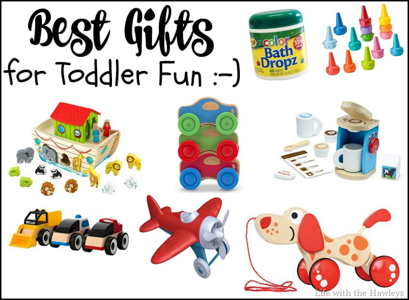 Best Gifts for Toddler Fun