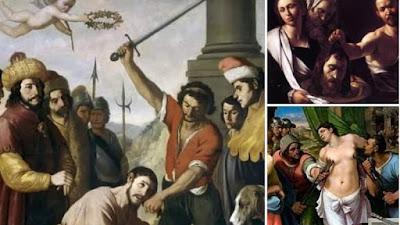 KEMARTIRAN: Sisi Mengerikan Tumbuh Menjadi Katolik