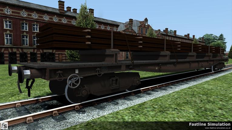 Fastline Simulation: BRV 50T BORAIL EB/EC
