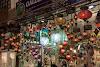 Цветни стъклени фенери