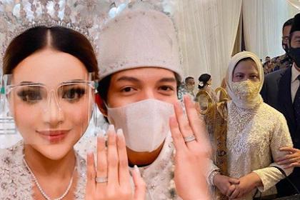 BUKA Kado Pernikahan dari Jokowi dan Iriana, Atta & Aurel Hermansyah Tercengang: Asli Nih Pasti