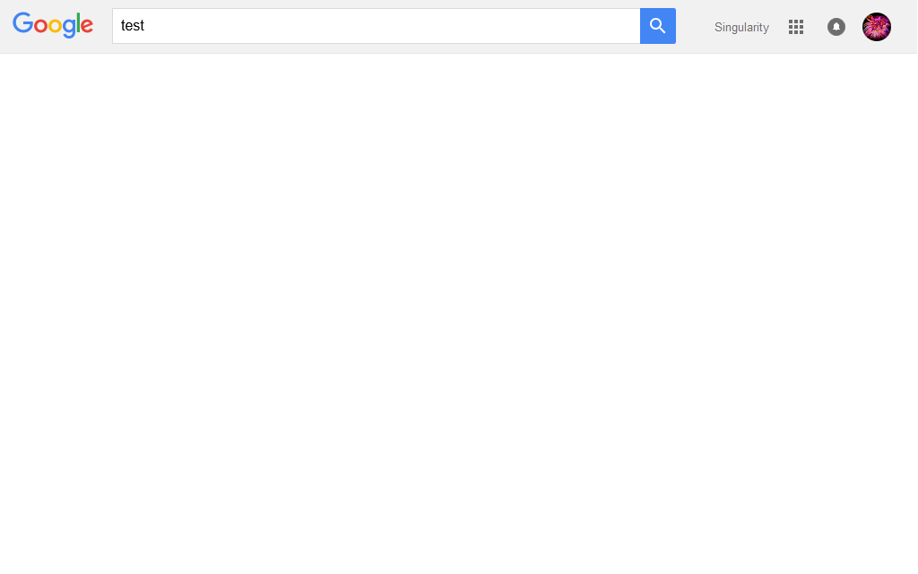 Empty results in Google Search - Android Forums at ...