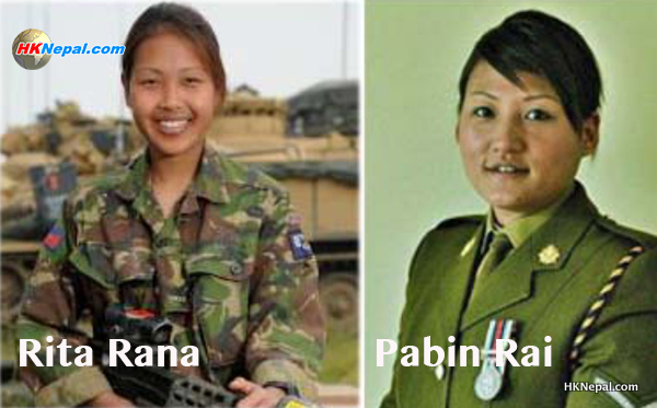 बेलायती गोर्खा सैनिक भर्तीमा अब महिला पनि!