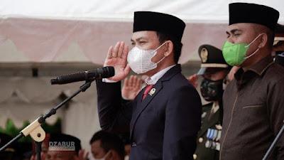 Ketua DPRD Buteng, HUT Ke-76 Adalah Momentum Bangkit Bersama Melawan Covid-19