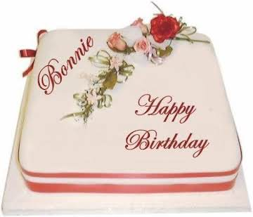 Happy birthday bonnie just a pinch view photo publicscrutiny Gallery