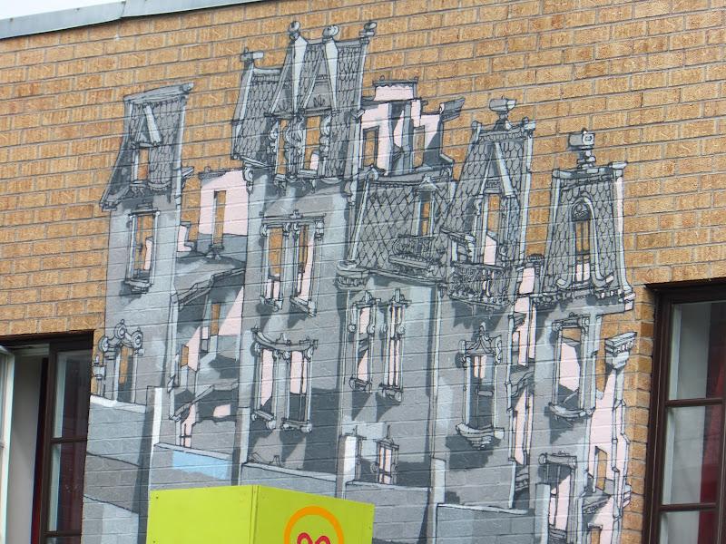 Street Art, Montréal, Canadá