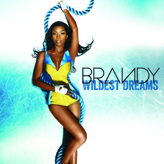 Brandy - Wildest Dreams Lyrics