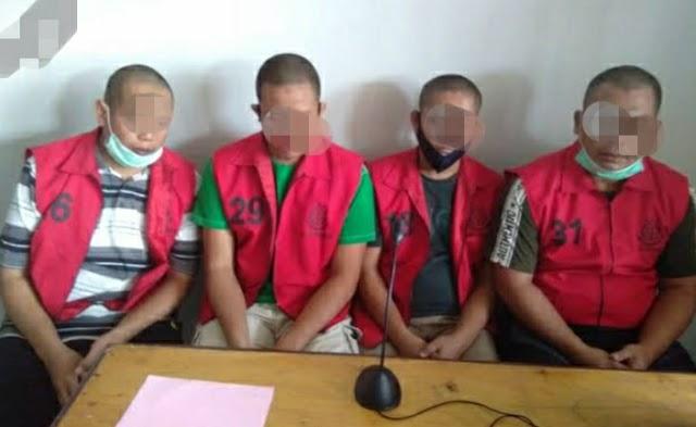 """Aktivis Hukum """"Kutuk"""" Putusan 4 Bulan Kurungan Terhadap Manager Bridgeston Dkk Dalam Kasus """"Tewasnya Yovan Purba"""