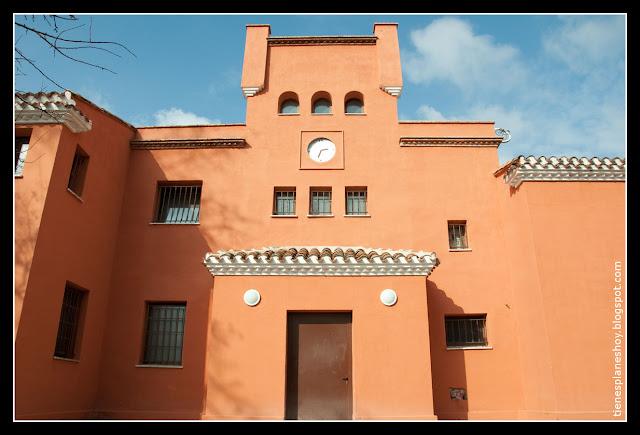 Casa del Reloj Quinta de los Molinos