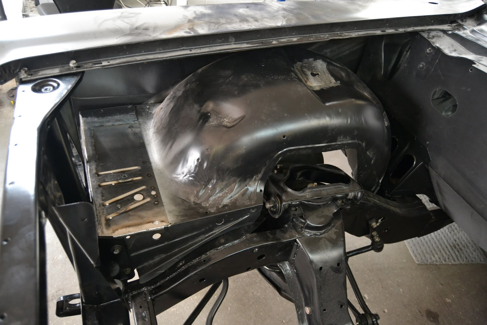Pollard Used Cars >> 1966 Ford Galaxie 500 7-Litre Restoration Thread - Page 4 - Our Cars & Restoration Projects ...