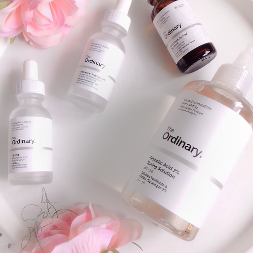 Skincare from The Ordinary