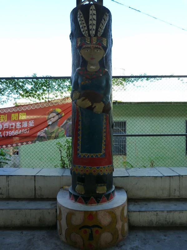Tainan County.De Dona village à Meinong via Sandimen en scooter.J 12 - P1220506.JPG