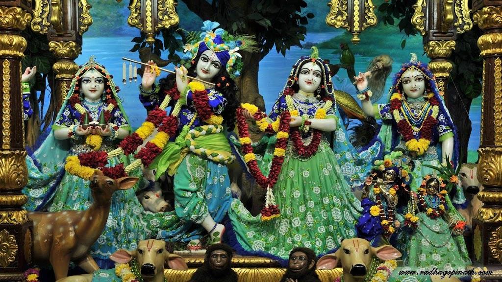 ISKCON Chowpatty Deity Darshan 22 Jan 2016 (6)