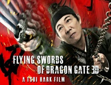 مشاهدة فيلم The Flying Swords Of Dragon Gate